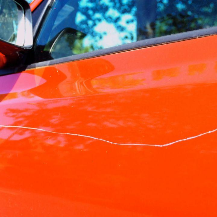 Deep Scratch Repair